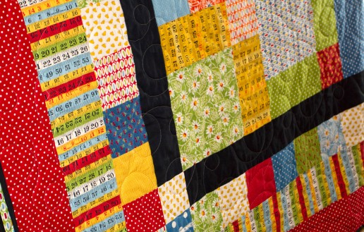 Deb's quilt www.lifeatthecottage.com