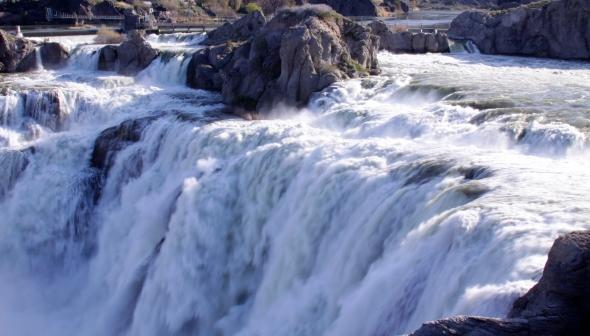 Shoshone Falls, Twin Falls, Idaho www.lifeatthecottage.com