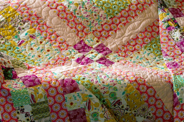 Quilt www.lifeatthecottage.com
