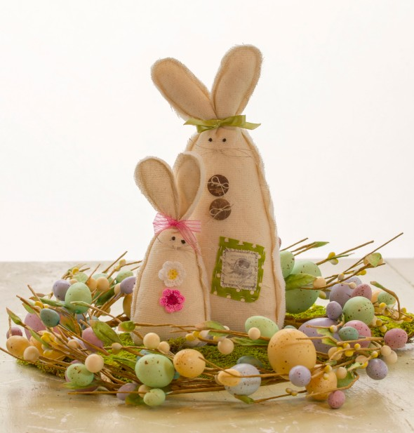 An easy project for Easter. www.lifeatthecottage.com