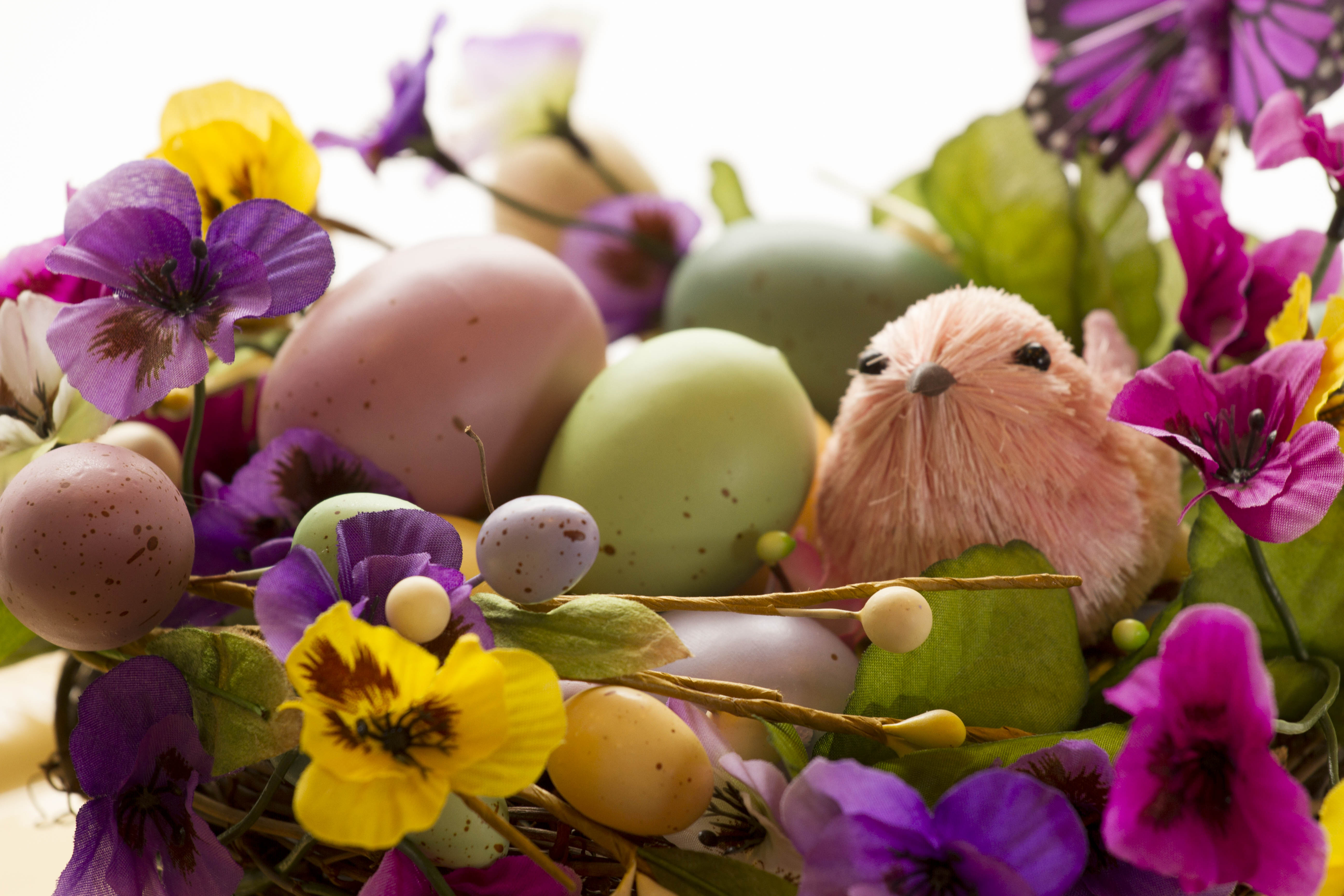 Spring and Easter Accents