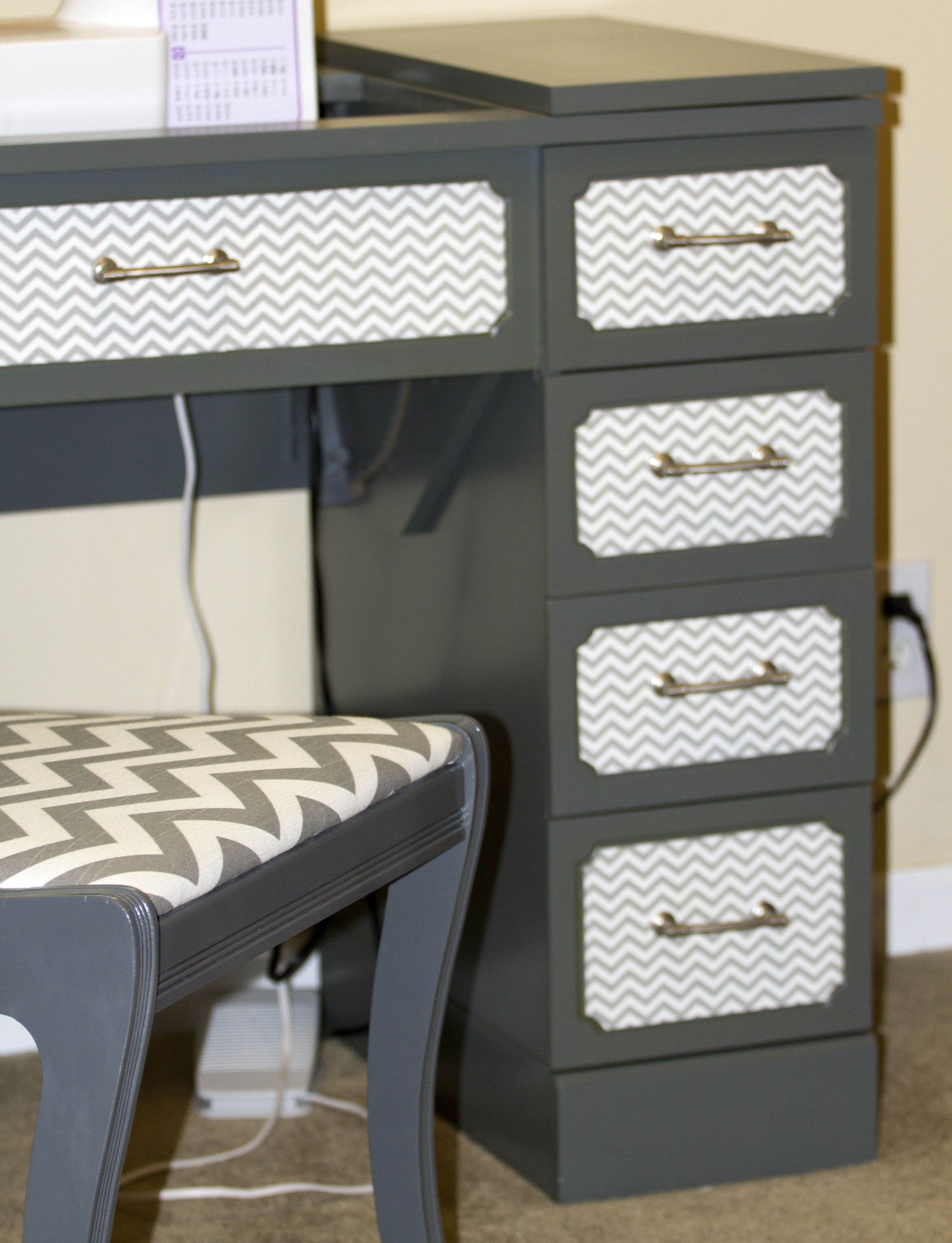 Furniture for Sewing Room