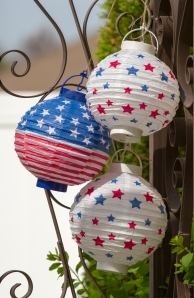 Paper Lanterns www.lifeatthecottage.com